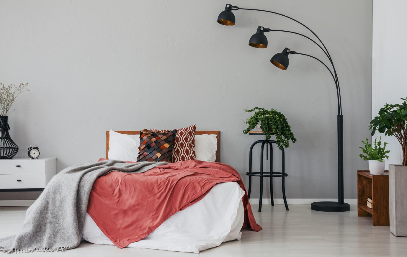 Design Storeys bedroom