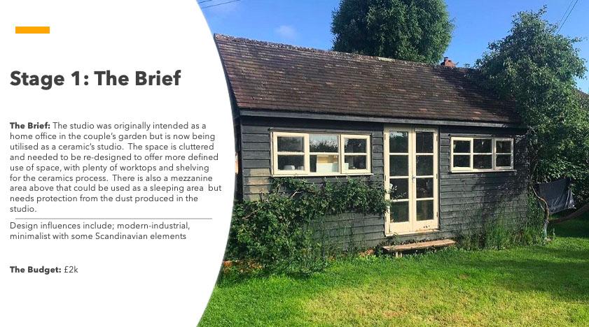 Design Storeys Cressfield Brief