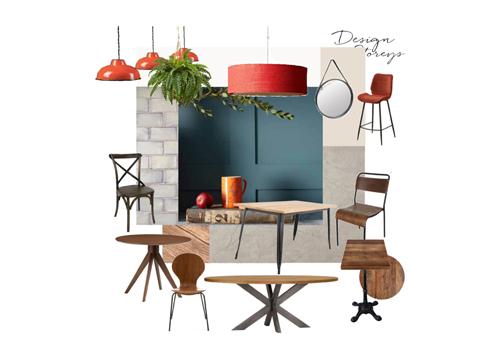 Design Storeys Hudsons Bistro